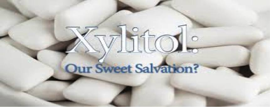 Xylitol for Healthy Teeth