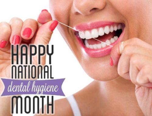 September is World Alzheimer's Month & October is Dental Hygiene Month