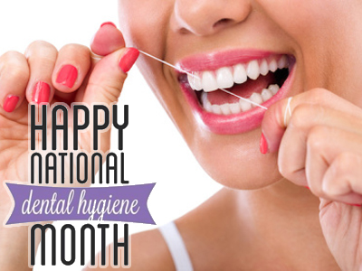 Dental Hygiene month
