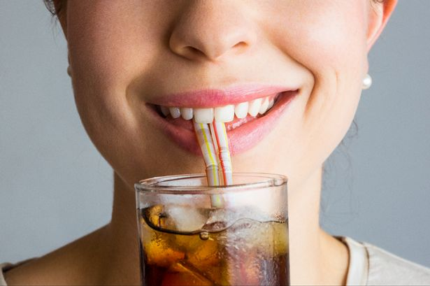 Soda effects on teeth